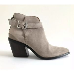 Rag & Bone Ramone Suede Leather Ankle Boot